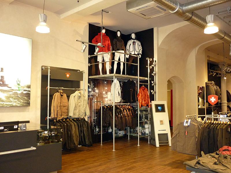 WELLENSTEYN Die Story Wellensteyn Store Hannover
